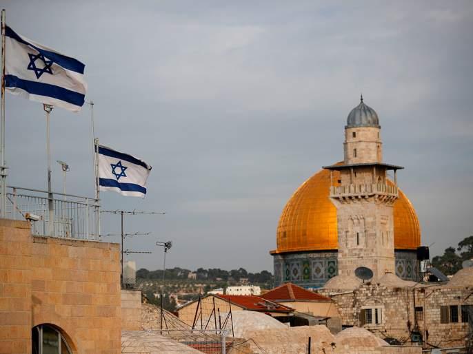 HAMAS SAYS TRUMP'S JERUSALEM DECISION 'OPENS THE GATES OF HELL' | डोनल्ड ट्रम्प यांनी उघडलं 'नरकाचं द्वार', हमासची संतप्त प्रतिक्रिया