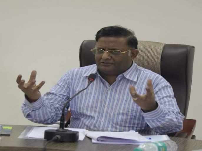 Do not take anyone's side in the elections: State Election Commissioner J.S. Saharia | निवडणुकीत कुणा एकाची बाजू घेऊ नका : राज्य निवडणूक आयुक्त जे.एस. सहारिया
