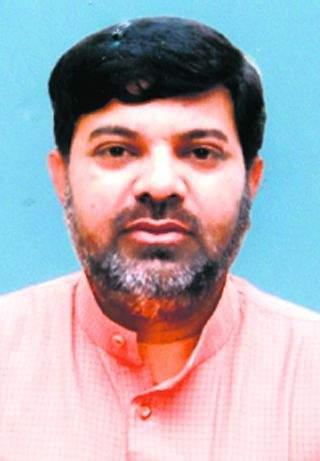 Former MP Prakash Jadhav appointed Nagpur District President of Shivsena   माजी खासदार प्रकाश जाधव शिवसेनेचे नागपूर जिल्हाप्रमुख