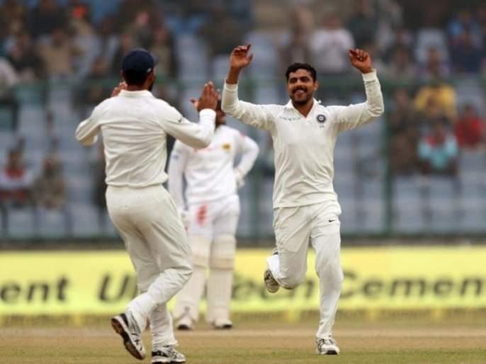 India lost seven wickets, Sri Lanka's second innings fell 31 runs from three games | भारताचा विजय सात बळींनी दूर, श्रीलंकेचा दुसरा डाव ३ बाद ३१ असा गडगडला