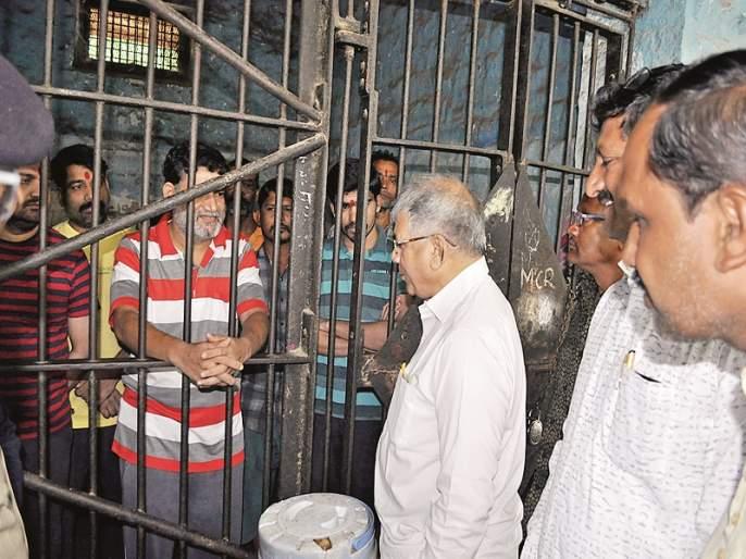 BJP created Chundi for political platform: Prakash Ambedkar   भाजपने चौंडीला राजकीय व्यासपीठ बनविले:प्रकाश आंबेडकर