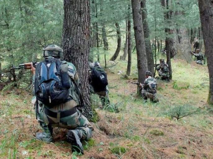 1 terrorist killed & 1 policeman injured in weapon snatching bid which was foiled by police in Anantnag | Jammu and Kashmir : अनंतनागमध्ये एका दहशतवाद्याचा खात्मा
