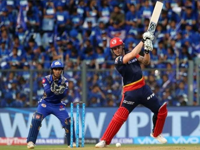 ipl-2018-9th-match-mumbai-indians-mi-vs-delhi-daredevils-dd-live-score-update | IPL 2018 MI VS DD: दिल्लीचा 'रॉय'ल विजय... शेवटच्या चेंडूवर हरली मुंबई
