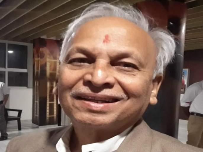 Excerpts from the present drama meeting! The result of the election process of Marathi Natya Parishad | विद्यमान नाट्य संमेलनाध्यक्षांची 'टर्म' पुढे सुरू! मराठी नाट्य परिषदेच्या निवडणूक प्रक्रियेचा परिणाम