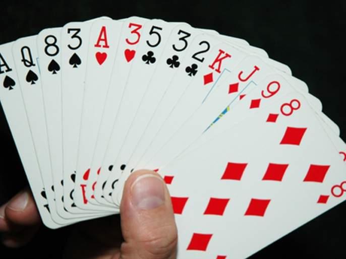 Gambling raid; 2 lakh 59 thousand worth of money seized! | जुगार अड्ड्यावर छापा; २ लाख ५९ हजारांचा मुद्देमाल जप्त!