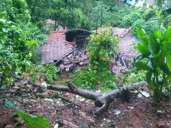 kerala monsoon rain ravages nine year old killed flashflood landslide kozhikode | केरळला मुसळधार पावसाचा तडाखा, 9 वर्षांच्या मुलीसह 24 जणांचा मृत्यू