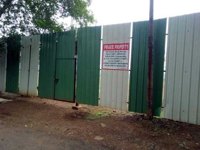 Khandala shooting point closed from two years | खंडाळ्याचा शुटिंग पाॅईंट दोन वर्षापासून बंदच