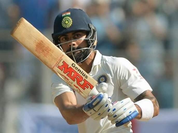 India vs England Test: ... what a great fight from Virat Kohli | India vs England Test: विराट कोहली हा सचिन तेंडुलकरच्या पावलावर पाऊल ठेवतोय का...