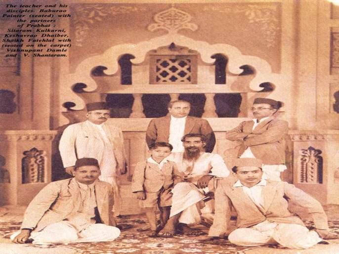 100 years of the Kolhapur film industry | कोल्हापूरच्या चित्रपटसृष्टीची 100 वर्षे, एका वैभवशाली चित्रपटसृष्टीच्या शतकपूर्तीचा रंजक धावपट..