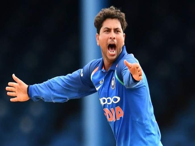 India vs England kuldeep yadav becomes first left arm spinner to take five wickets | India VS England: कुलदीपचा विश्वविक्रम; इंग्लंडमध्ये 'असा' पराक्रम करणारा एकमेव चायनामन