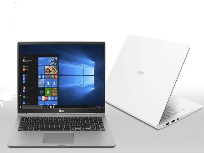 LG launches new series of laptops | एलजी सादर करणार लॅपटॉपची नवीन मालिका
