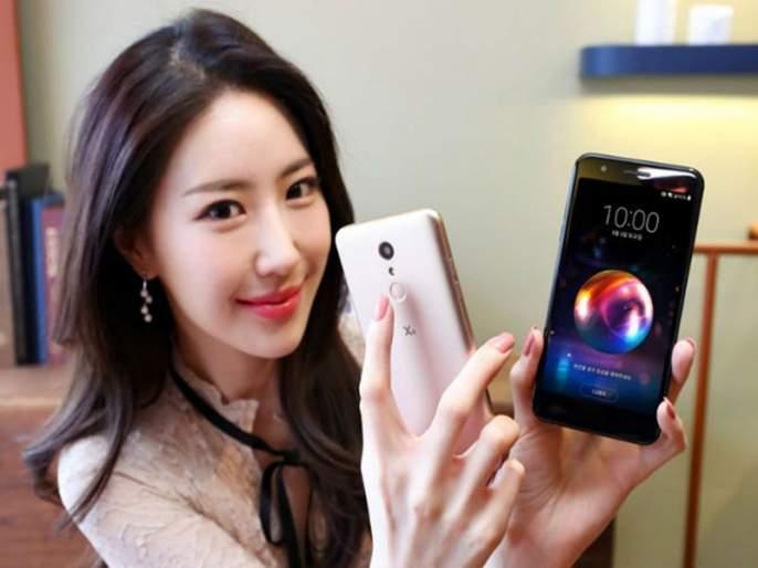 LG X4 smartphone review | एलजी एक्स ४ स्मार्टफोनची घोषणा