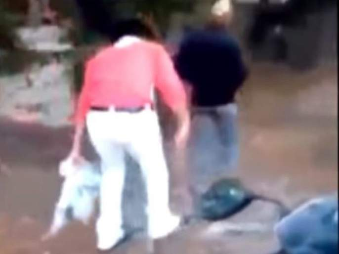 Reprisal for love jihad? Man killed, body set on fire | लव्ह जिहादचा बदला? हत्या करून तरूणाचा मृतदेह जाळला, रेकॉर्ड केलेला व्हिडीओ व्हायरल