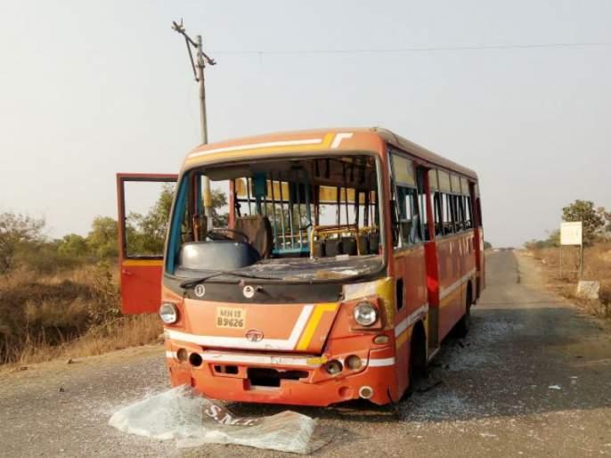 Maharashtra Bandh ...... Where to Know In Solapur City and District ...! | महाराष्ट्र बंद़़......सोलापूर शहर व जिल्ह्यात कुठे काय जाणून घ्या...!