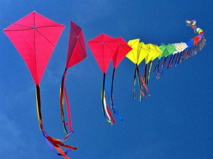 Makar Sankranti 2018: Kite festival in Pune | Makar Sankranti 2018 : पुण्यात रंगणार पतंग महोत्सव