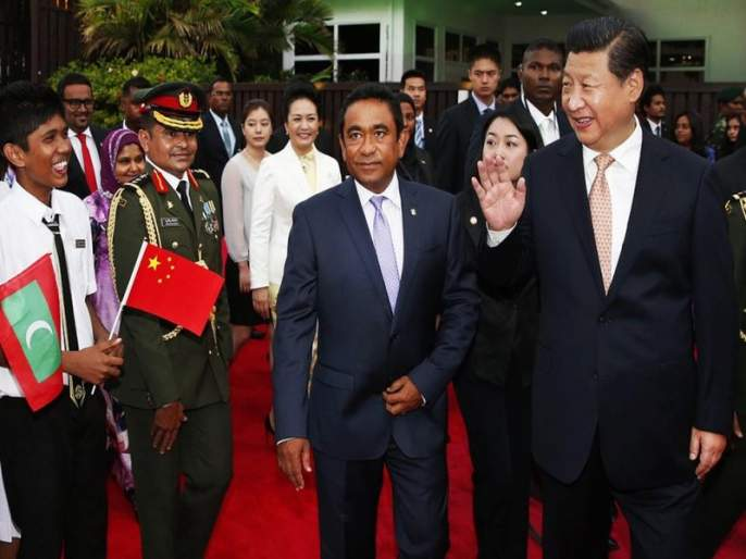 Compliance with 1000-page agreement in one hour, free trade agreement with Maldives China | 1000 पानांच्या कराराला एका तासात मान्यता, मालदिवचा चीनबरोबर मुक्त व्यापार करार