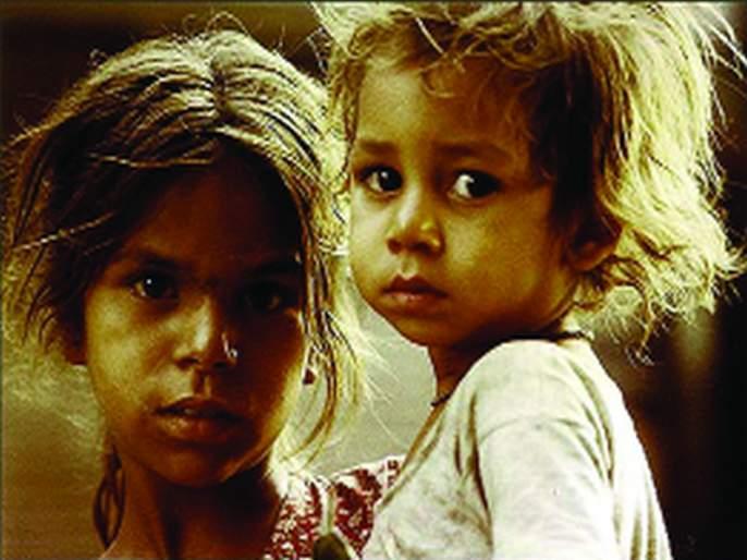 Shabri's two hands with malnutrition | कुपोषणाशी 'शबरी'चे दोन हात