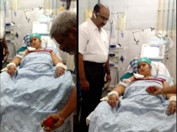 Pune dinanath mangeshkar hospital called mantrik lady died | डॉक्टरी पेशाला लांच्छन; दाभोलकर तपासावेळी प्लँचेट आता मांत्रिक... गुन्हा दाखल करण्याची अंनिसची मागणी