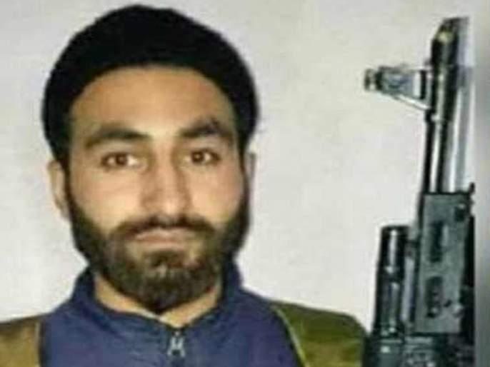 amu formers student and hizbul mujahideen militant manan wani gunned down by security forces   Jammu Kashmir : हिजबुल मुजाहिद्दीनचा कमांडर मन्नान वाणीचा खात्मा