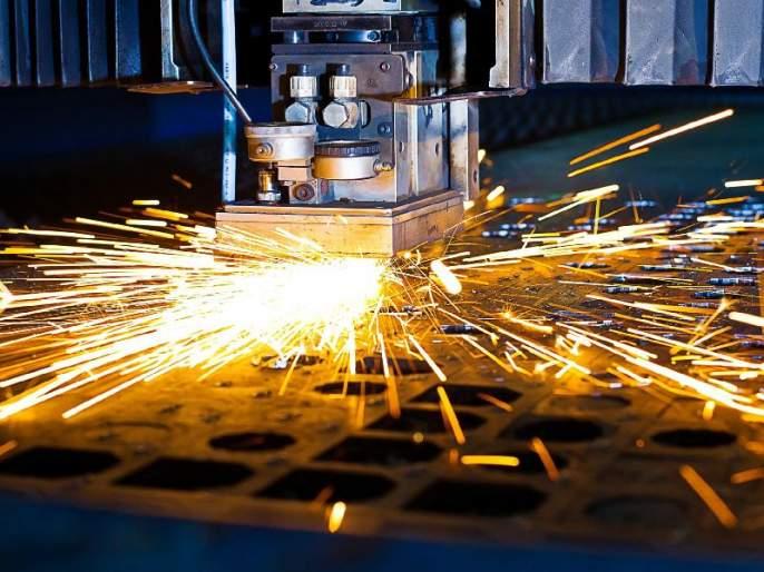 Growth in manufacturing sector increased to five-year high, business growth | उत्पादन क्षेत्राची वृद्धी पाच वर्षांच्या उच्चांकावर, व्यवसायात झाली वाढ
