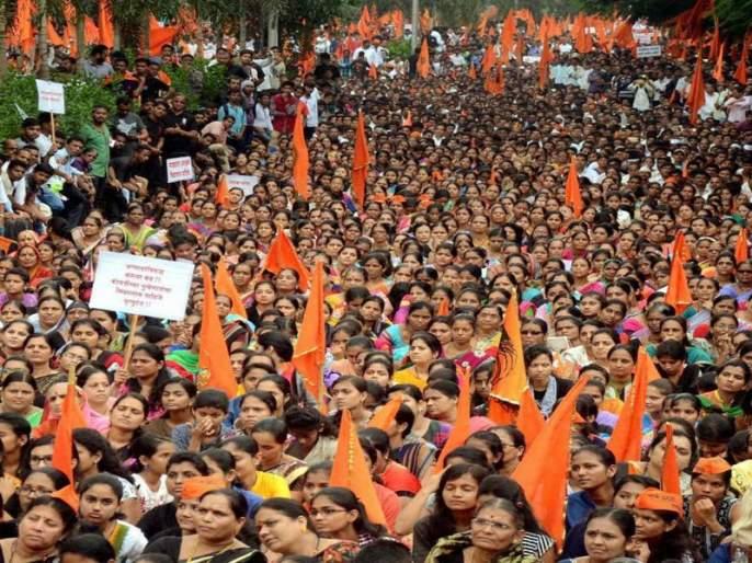 State Government of the gram Maratha community ultimatum | सकल मराठा समाजाचे राज्य शासनाला अल्टिमेटम