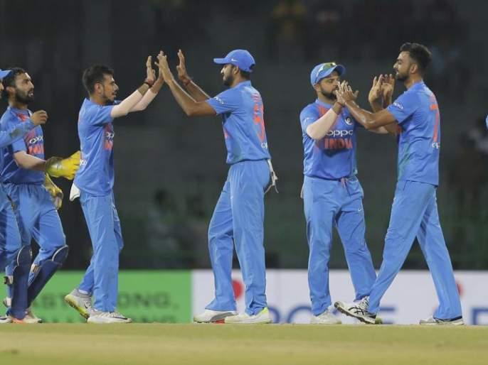 Nidahas Trophy 2018: Bangladesh chasing 140 for India   निदाहास चषक : बांगलादेशचे भारतापुढे 140 धावांचे आव्हान