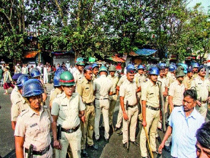 Police drove 72 hours of police duty, Pune police became duty | पोलीस ७२ तास आॅन ड्युटी, कर्तव्यात पुणे पोलीस झाले पास