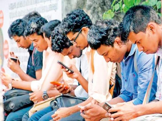 Above one thousand million mobile users in india!!!; Most users in Delhi | अबब....देशात सव्वा अब्ज मोबाईल!!!; दिल्लीत सर्वात जास्त मोबाईलधारक