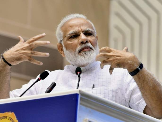 The Prime Minister stopped the speech as Azan's voice started from the mosque | मशिदीतून अजानचा आवाज सुरु होताच पंतप्रधानांनी थांबवलं भाषण