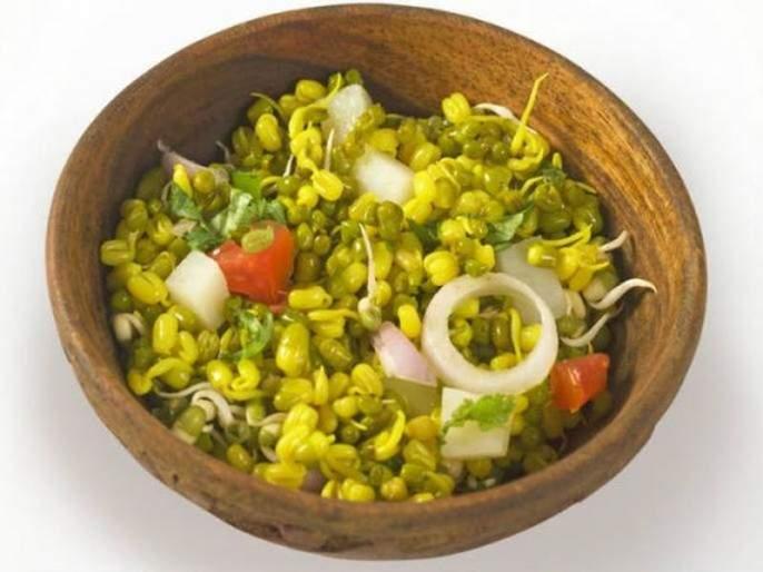 Amazing health benefits of moong dal sprouts   रोज सकाळी एक वाटी मोड आलेले मूग खाण्याचे आहेत हे फायदे!