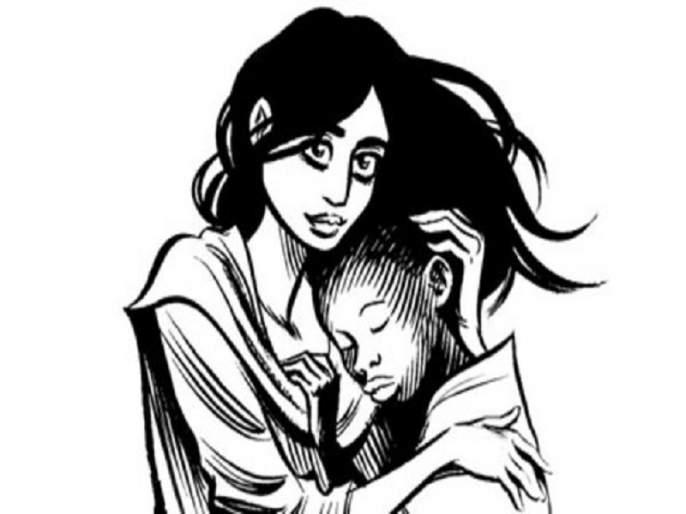 a caring mother | माऊलीची माऊली