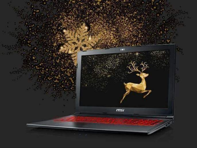MSI's three gaming laptops | एमएसआयचे तीन गेमिंग लॅपटॉप