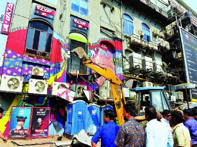 Municipal Corporation's billions of treasures? Week of Rs 70 lakh per month | पालिका अधिका-याकडे कोट्यवधीचा खजिना? महिन्याला ७० लाखांचा हफ्ता