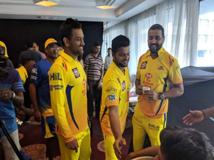 IPL 2018: 'Ha' batsman comes to Chennai for the team | IPL 2018 : चेन्नईच्या संघासाठी धावून आला ' हा ' फलंदाज