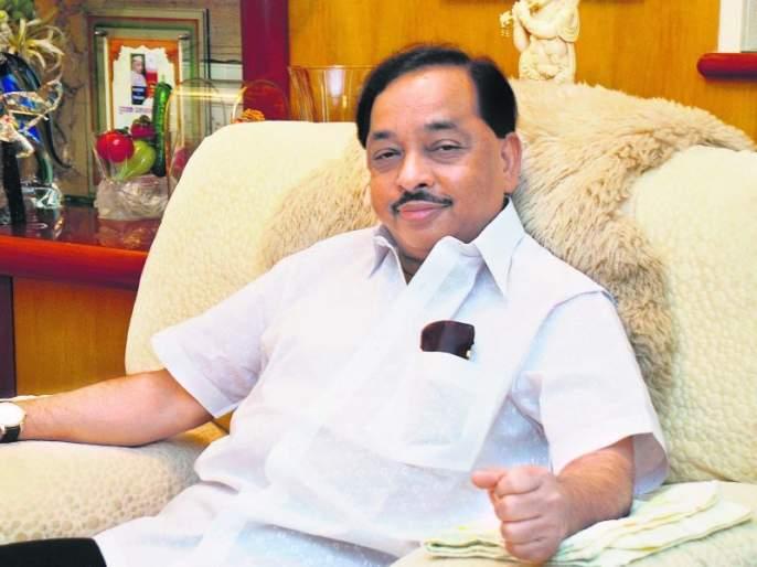 'Shivsena plays double game!' ... Rajya Sabha member Soden - Narayan Rane | 'शिवसेना डबल गेम खेळतेय!'...तर राज्यसभा सदस्यत्व सोेडेन - नारायण राणे
