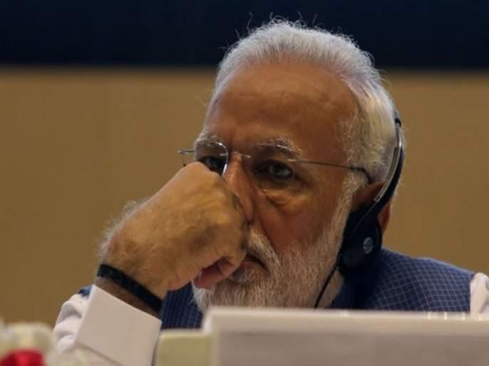 RSS Amit Shah's warning, 'BJP's boat may sink in 2019' | RSS ने अमित शहांना दिली वॉर्निंग, '2019 मध्ये बुडू शकते भाजपाची बोट'