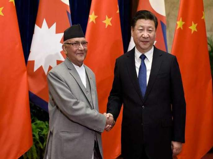 Nepal PM to visit China for talks on economic corridor   नेपाळचे पंतप्रधान चालले चीनच्या दौऱ्यावर