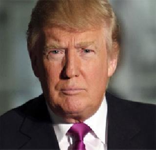 The side of the third American Donald Trump | दर तिसरा अमेरिकन डोनाल्ड ट्रम्प यांच्या बाजूचा