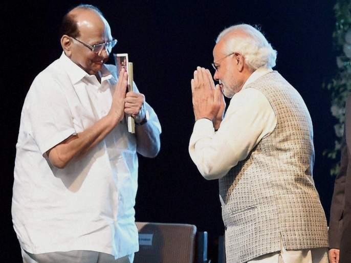 Sharad Pawar's meeting with Prime Minister Narendra Modi on sugar production | साखर उत्पादनासंदर्भात शरद पवारांची आज दिल्लीत पंतप्रधान नरेंद्र मोदींसोबत बैठक