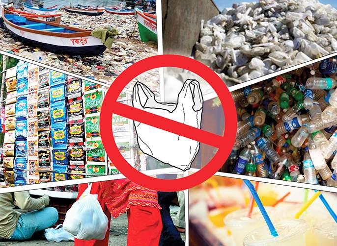 Plans against municipal corporation campaign; Action on traders in Vashi, Nerul, Koparkhairane and Belapur   प्लॅस्टिकविरोधात महापालिकेची मोहीम सुरूच; वाशी, नेरुळ, कोपरखैरणे, बेलापूरमध्ये व्यापाऱ्यांवर कारवाई