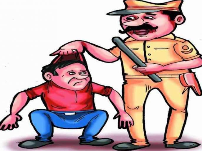 raid on gambling; Six suspects arrested | अकोलाशहरातील मुख्य बाजारपेठेतील वरली अड्डयावर छापा; सहा जुगारी अटकेत
