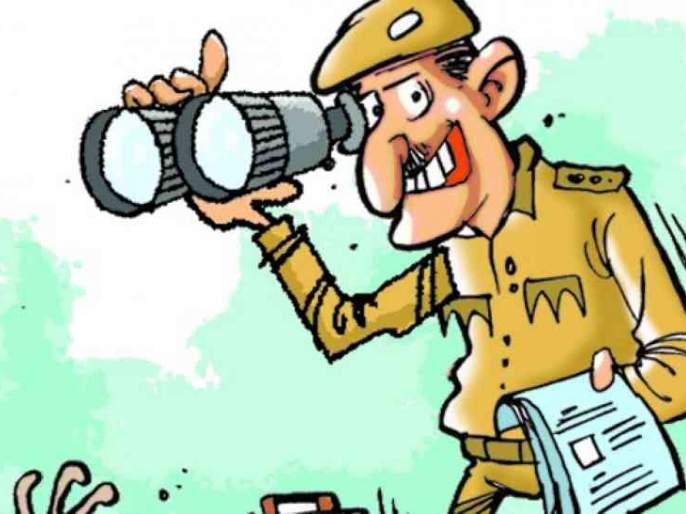 nashik,Two,lakh,electronic,material,seized   नाशिकमध्ये दोन लाखांचे चोरीचे इलेक्ट्रॉनिक साहित्य जप्त
