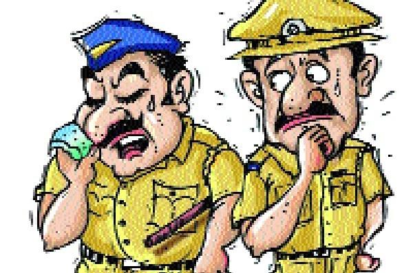 Focus target of 828 police personnel in the state, when the message will come | शासनाच्या सूचनेकडे भावी फौजदारांचे लक्ष,राज्यातील ८२८ पोलीस कर्मचारी पात्र : संदेशा कब आयेगा
