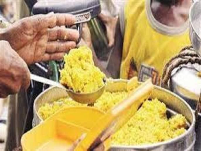 Kautha school to cook Rice after a month | कौठ्याच्या शाळेत पुन्हा शिजणार खिचडी; महिन्याभरानंतर मिळाला तांदूळ