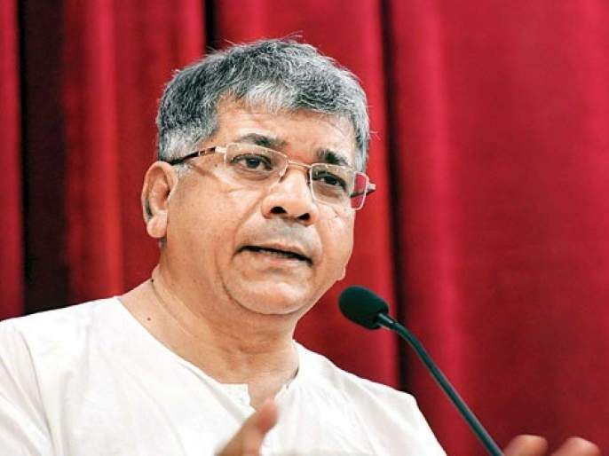 Chhagan Bhujbal should get bail soon: Prakash Ambedkar | छगन भुजबळांना त्वरीतजामीन मिळायला हवा : प्रकाश आंबेडकर