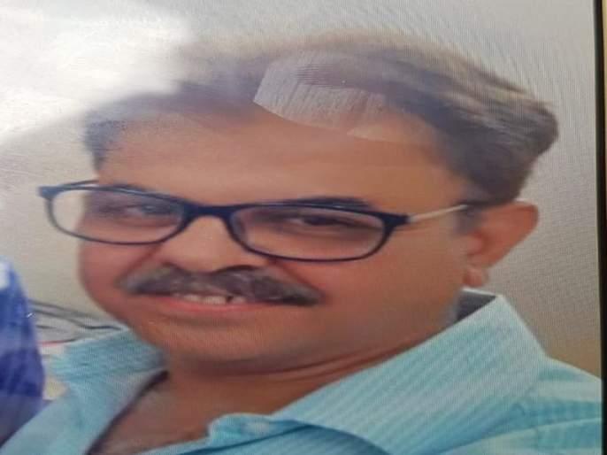 Washing the head of a textile businessman and killing him | कापड व्यावसायिकाची डोक्यात धोपाटणे घालून हत्या