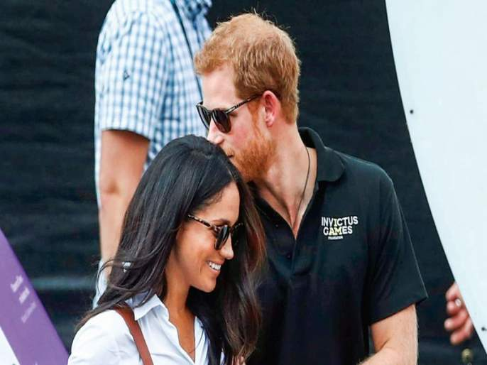 Prince Harry's Megan | प्रिन्स हॅरीची मेगन