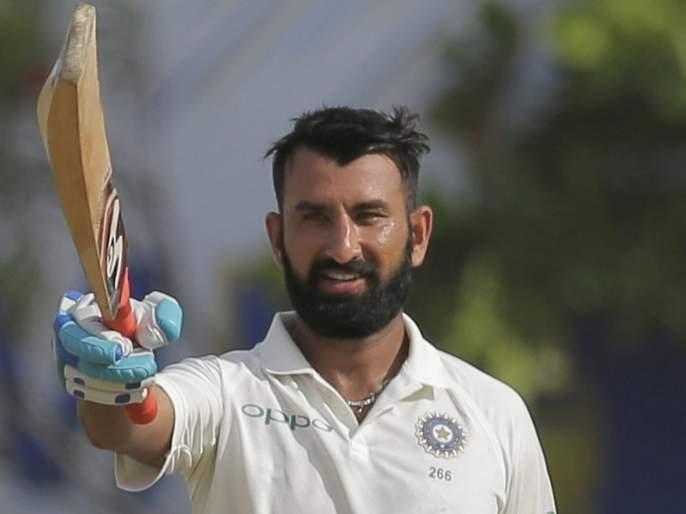 Important to break the ball accurately - Cheteshwar Pujara | चेंडू अचूकपणे सोडणे महत्त्वाचे - चेतेश्वर पुजारा