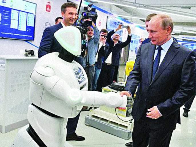 Vladimir Putin Has His Own Style To Rule The World No Smartphone And Internet   ना स्मार्टफोन, ना इंटरनेट; रशियाचे राष्ट्राध्यक्ष पुतिन यांचा स्मार्टनेस