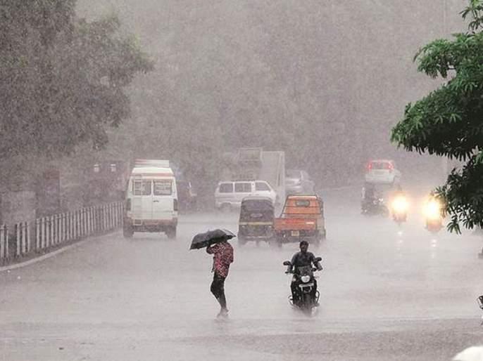 Hope only on the return summer; Less than 20 percent of the rain in 10 districts in the state | राज्यात १० जिल्ह्यांत सरासरीच्या २० टक्क्यांपेक्षा कमी पाऊस; आता परतीच्या पावसावरच आशा